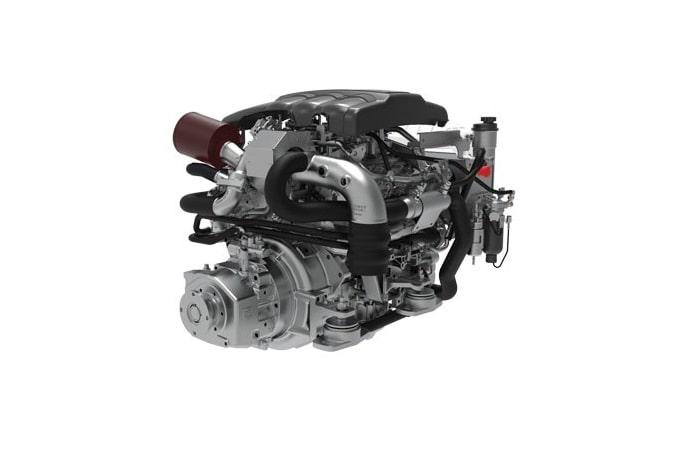 Hyundai Seasall Marine Engines in UAE
