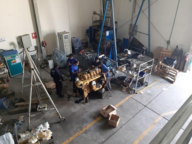 Marine - Ships And Boats Machinery Repairs